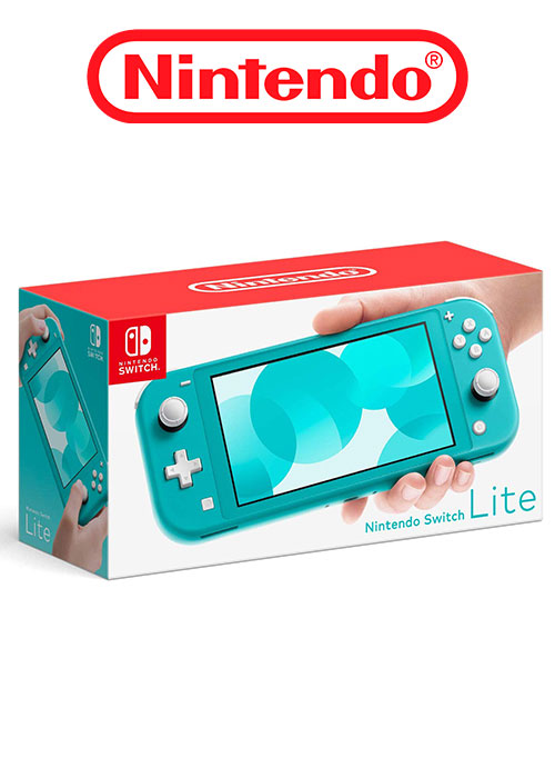 NS Console Lite Turquoise