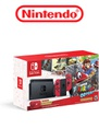 NS Console Red+ Super Mario Odyssey