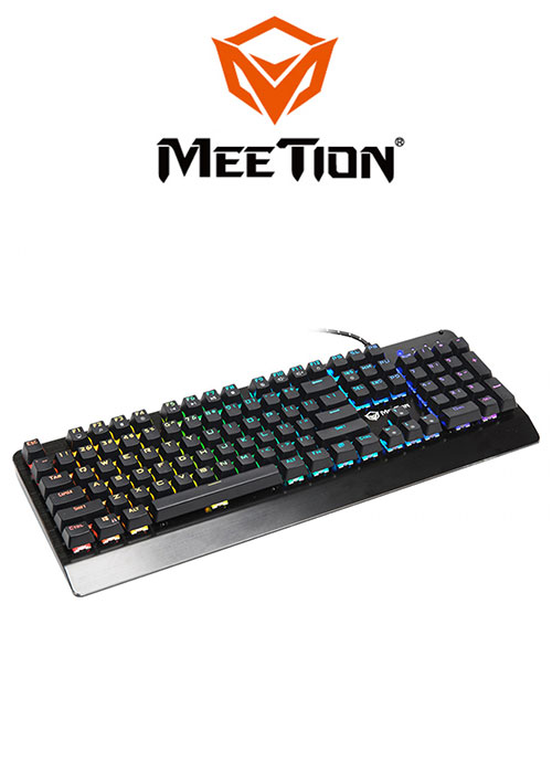 East Moloch RGB Backlite Gaming Keyboard (Meetion)