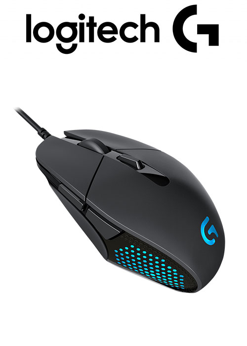 G302 Deadalus Prime Gaming Mouse(Logitech)