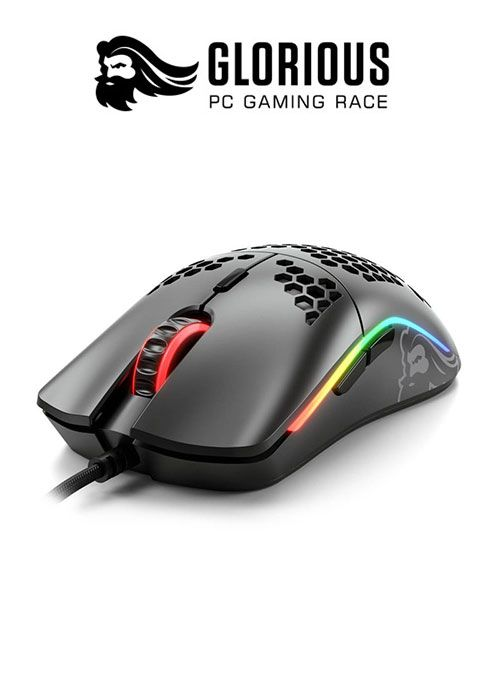 Model O- RGB Gaming Mouse - Matte Black (Glorious)