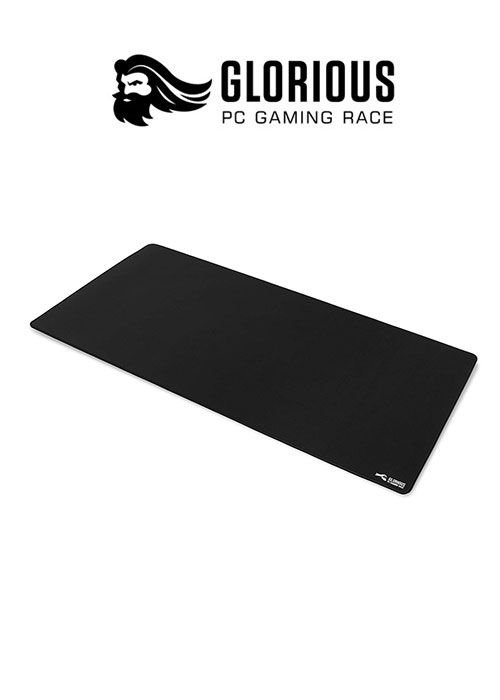 Mouse Pad - XXL - Black (Glorious)