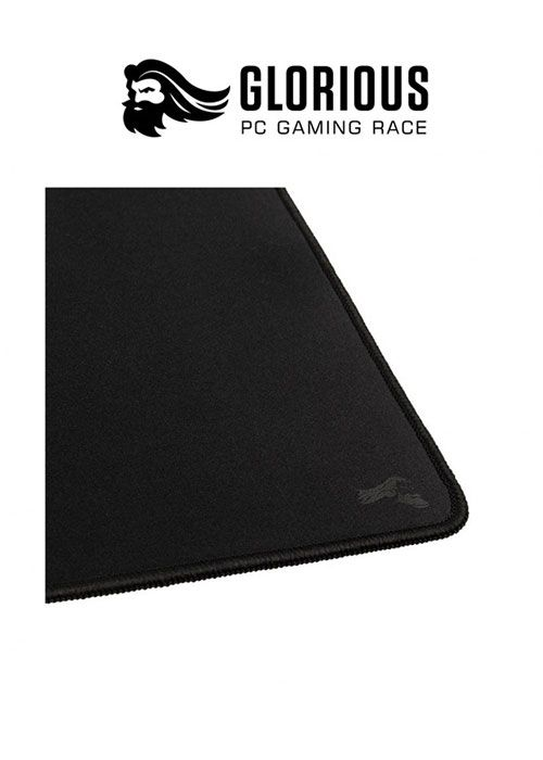 Mouse Pad - XXL Stealth - Black (Glorious)