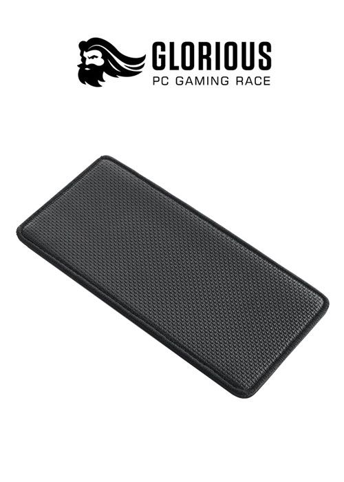 Mouse Wrist Pad - Black (Glorious)