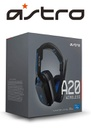 PS4 A20 Wireless Gaming Headset Black/Blue (Astro)