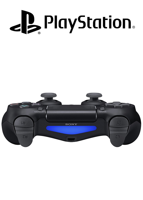 PS4 DS4 Controller Black V2