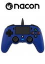 PS4 Wired Controller Blue (Nacon)