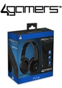 PS4 PRO4-70 Wired Stereo Gaming Headset - Black (4Gamers)