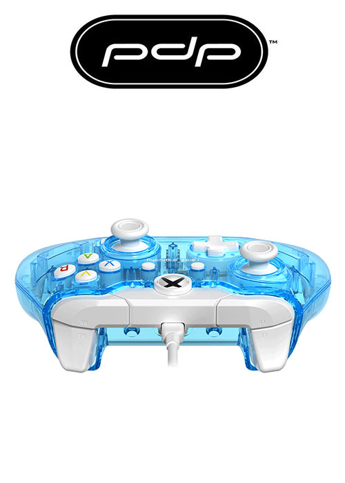 XB1 Wired Controller Rock Candy Blue (PDP)