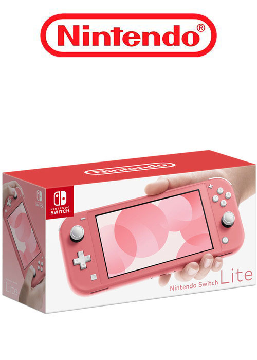 NS Lite Console Coral Pink
