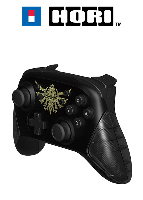 NS Wireless Pro Controller Zelda (HORI)