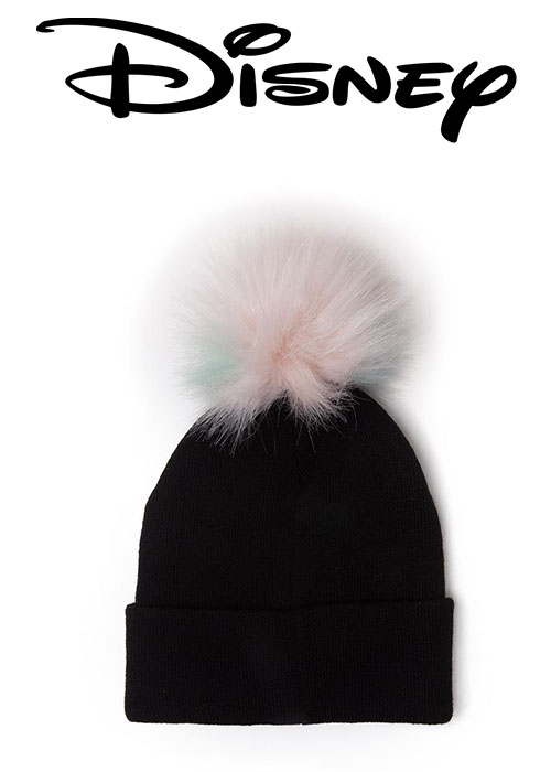 Disney - The Little Mermaid Ursula Beanie With Pom-pom
