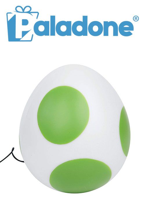 Yoshi Egg Light  USB Powered (Paladone)