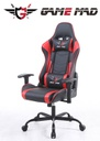 Anji Gumi Gaming Chair Red/Black