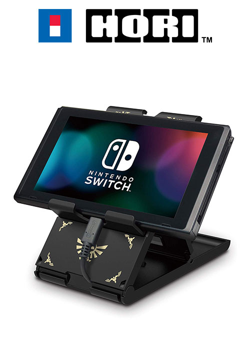 NS HORI Compact Stand - Zelda Edition