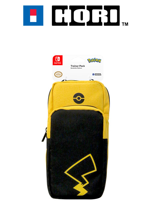 NS HORI Officially Licensed - Trainer Pack (Pokemon)