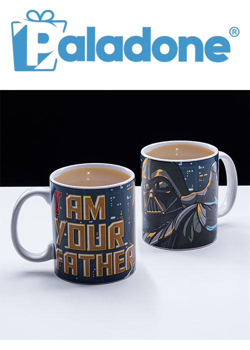 Paladone I am your father mug