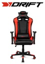 Drift Gaming Chair DR85 - Black/Red