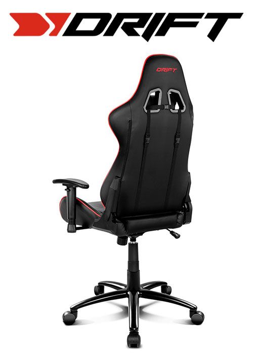 Drift Gaming Chair DR125 - Black/Red