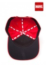 Deadpool - Big Face Snapback - Red