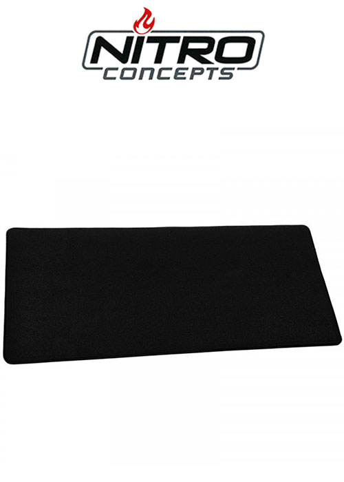 Nitro Concepts Desk Mat, 900x400mm - black