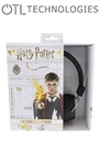 OTL Harry Potter Smokey Deathly Hallows Tween Headphone