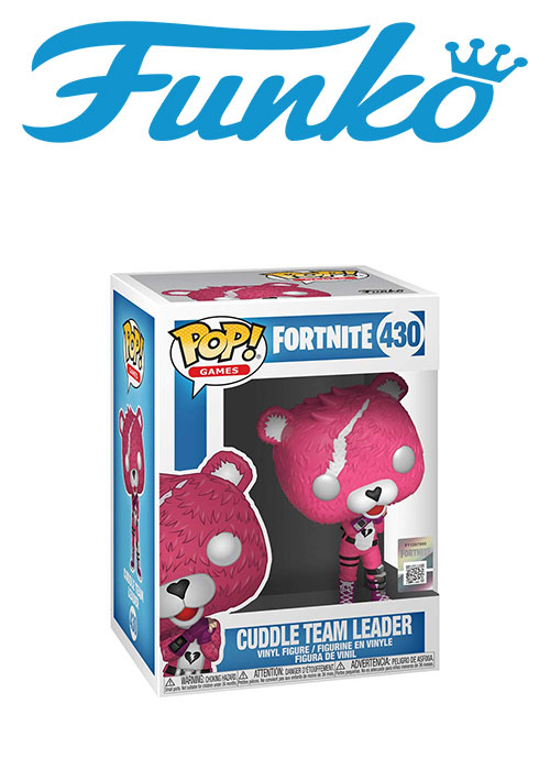 Fortnite Cuddle Team Leader Pop! Vinyl Figure