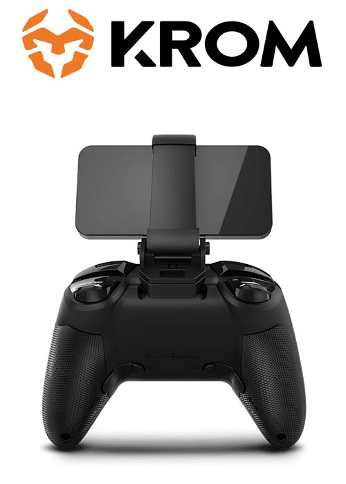 KROM KLOUD Elite Wireless Gaming Pad