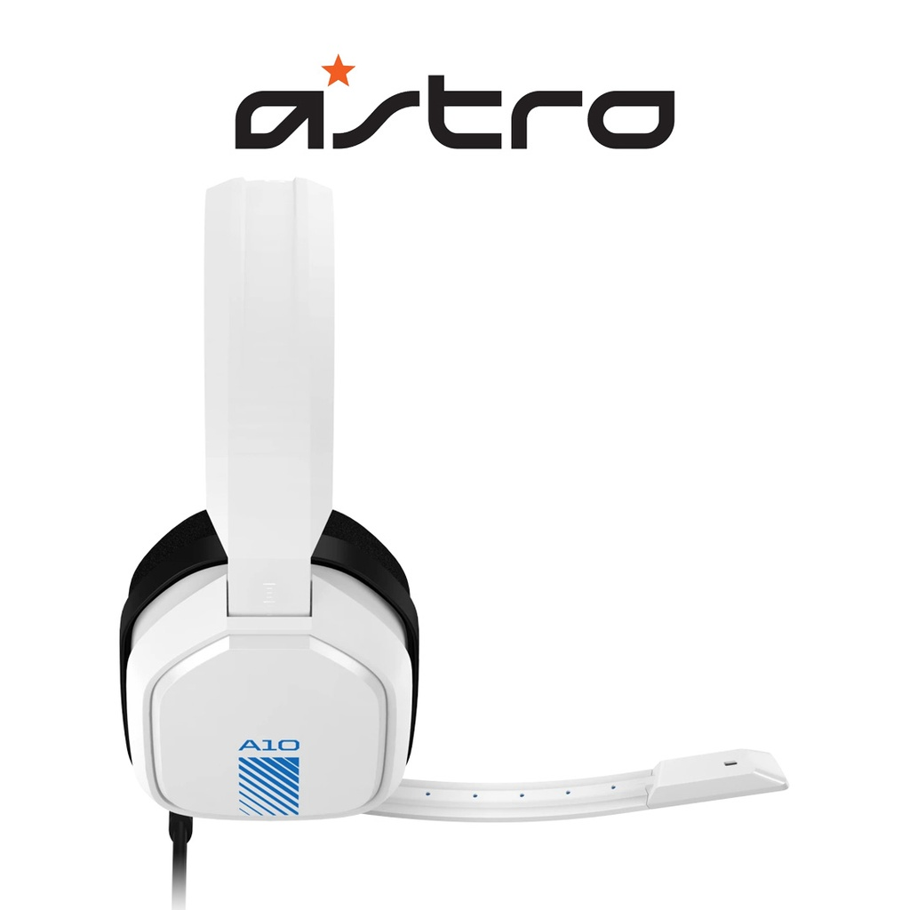ASTRO PS4 A10 Gaming Headset White