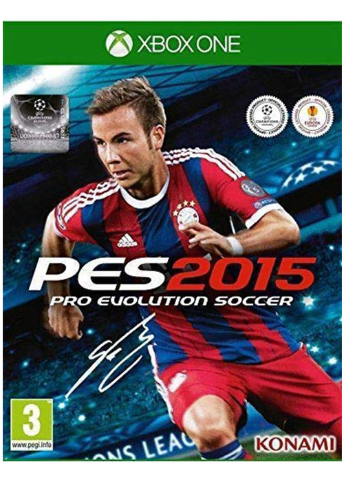 XB1 PES15 PAL (Arabic)