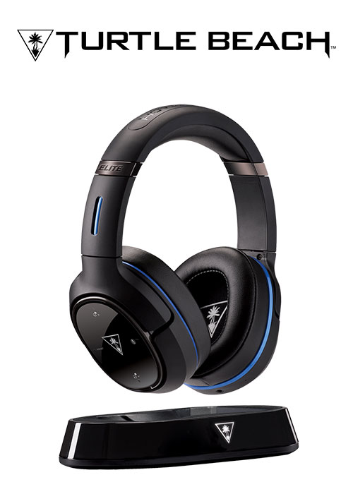 Turtle Beach PS4 Ear Force Elite 800 Wireless Headset