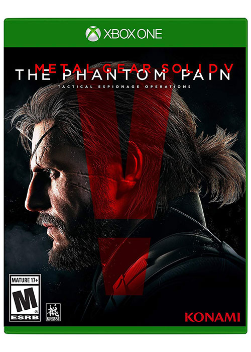 XB1 Metal Gear Solid V: The Phantom Pain NTSC