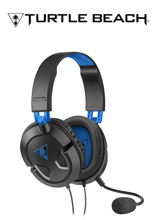Turtle Beach PS4 Ear Force Recon 50P Wired Headset