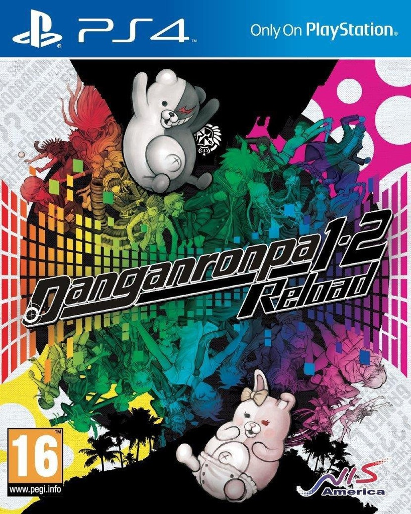 PS4 Danganronpa 1-2 Reload R2