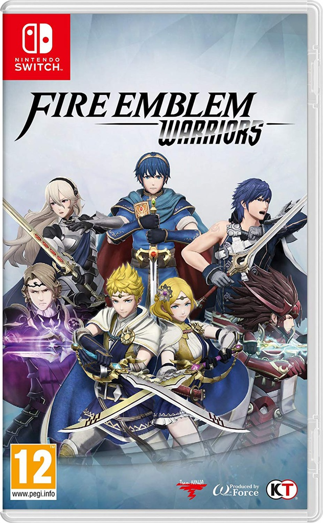 NS Fire Emblem Warriors PAL