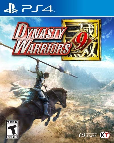 PS4 Dynasty Warriors 9 R1