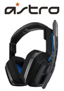 ASTRO PS4 A20 Wireless Gaming Headset Black/Blue