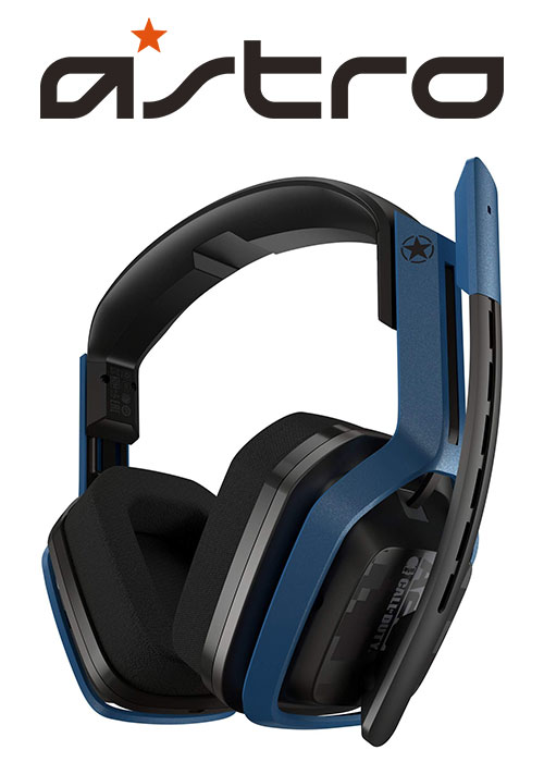 ASTRO PS4 A20 Wireless Gaming Headset COD Edition Black/Blue