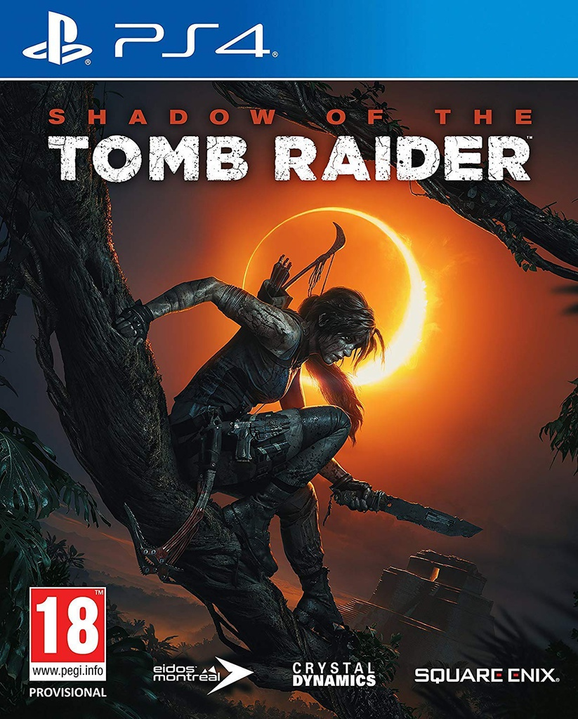 PS4 Shadow Of The Tomb Raider R2 (Arabic)