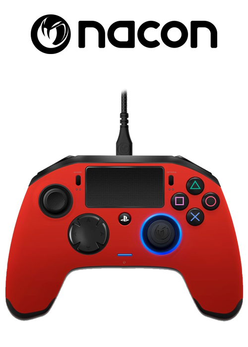 Nacon PS4 Revolution Pro Controller 2 Red