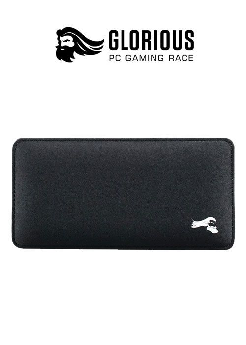 Glorious Mouse Wrist Pad - Black