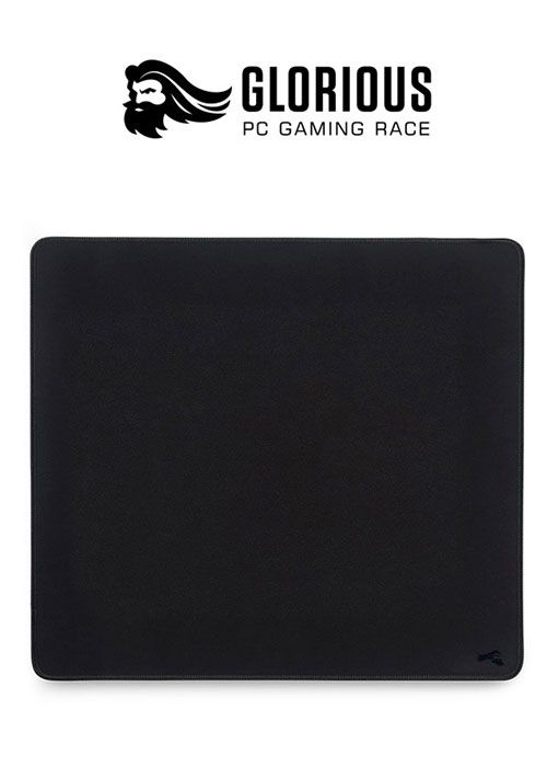 Glorious Mouse Pad - XL Stealth - Black
