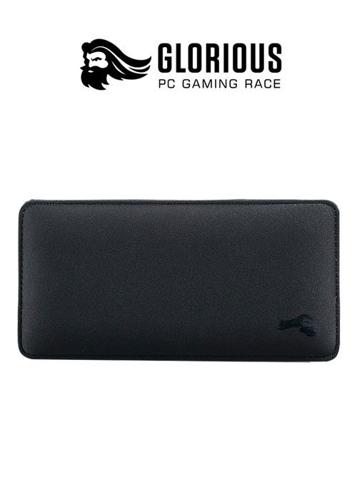 Glorious Mouse Wrist Pad - Stealth - Black