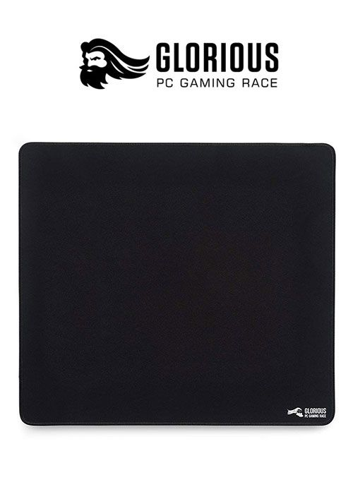 Glorious Mouse Pad - XL- Black
