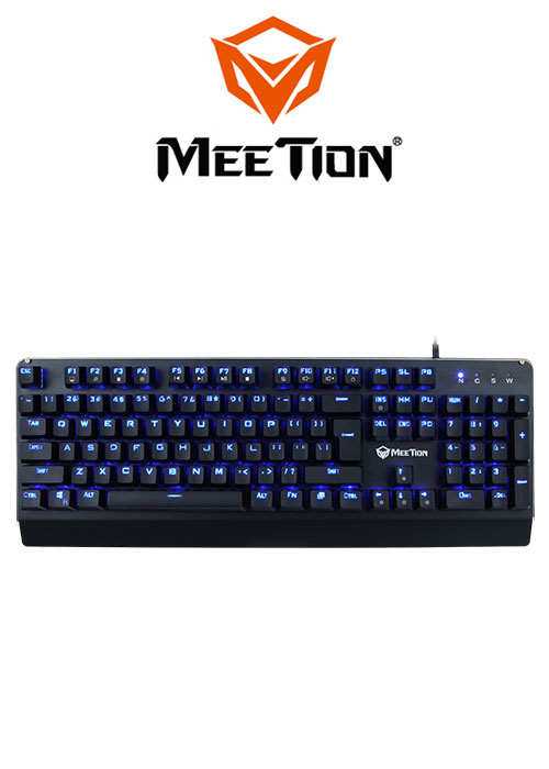 Meetion East Moloch RGB Backlite Gaming Keyboard