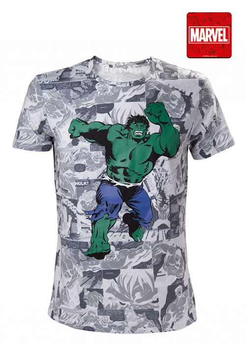 Marvel - The Hulk T-shirt - XL