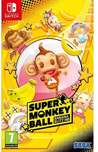 NS Super Monkey Ball: Banana Blitz HD PAL (Arabic)