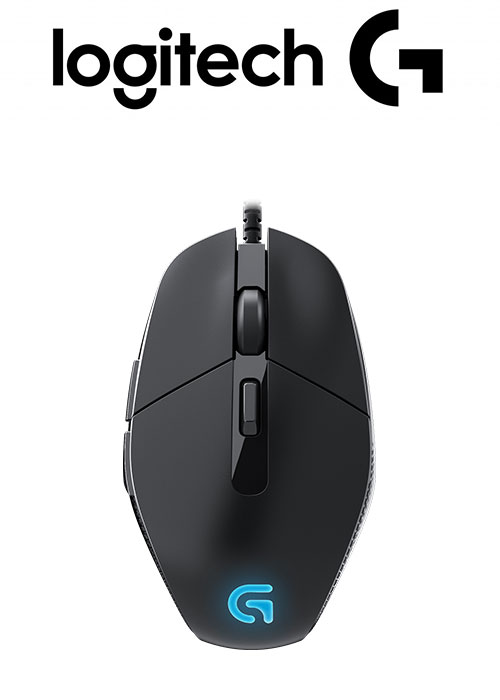 Logitech G302 Deadalus Prime Gaming Mouse