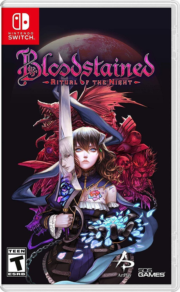 NS Bloodstained: Ritual of the Night NTSC