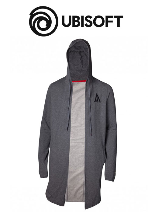 Assassin's Creed Odyssey - Apocalyptic Warrior Throw Over Men's Hoodie - L